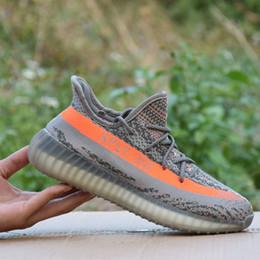 2017 Discount Cheap Wholesale Nouveau Kanye West Boost 350 Boost V2 Chaussures de course pour les hommes de la vente SPLY-350 Chaussures de sport Drop Drop Shipping cheap cheap sporting shoes à partir de chaussures de sport pas cher fournisseurs