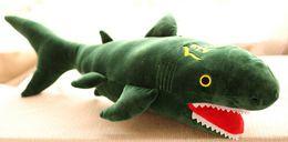 2017 oreillers panda en peluche 2017NEWCartoon requin crocodile poupée jouets en peluche, oreiller main chaude, poupée garçon animaux en peluche oreillers panda en peluche ventes