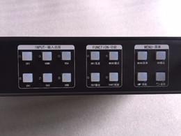 led rental display video processor Composite DVI vga input, support 2 sending card, 1920*1080 pixel,Led screen Video Processor