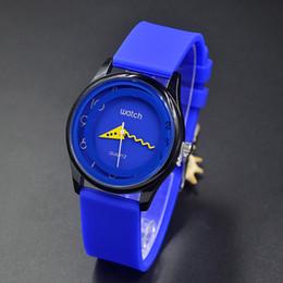Compra Online Mujer del estilo de reloj resistente al agua-De buena calidad Hombres de la marca de fábrica de la mujer de la muchacha unisex impermeabilizan el reloj suave del estilo del cuarzo S de la correa del silicón Con la insignia