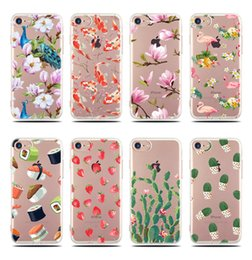 cases wholesales tpu iphone hole case logo Creative iPhone7 mobile phone shell, apple iPhone7 Plus protective sleeve, anti dropping package