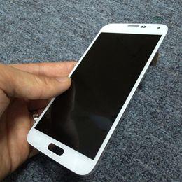 Promotion nouveaux écrans lcd Nouveau test d'écran LCD d'écran tactile Digitizer pièces de rechange pour Samsung Galaxy S5 I9600 G900 A / F / P / V / T Universal