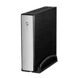 Carte intégrée à vendre-Mini ordinateur Quad Core Quad Intel WIFI H44 Boîtier métallique 4G DDR3 120GB SSD sans ventilateur carte intégrée bureau de mode jeu