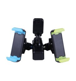 Wholesale Straight pin clip vehículo montado andamio móvil coche de salida teléfono de navegación instrumento decca botón modelos de teléfono celular universal stent