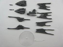 Wholesale Classic Resin Models Battlefleet Gothic VOID STALKER CLASS CRUISER