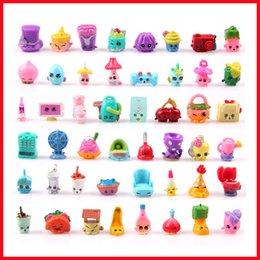 Wholesale Cartoon Season Pack cm Mini Toy Fruit Shop Supermarket kin Model Action Figures Mini Anime Toys Figure Models Kids Gifts Party