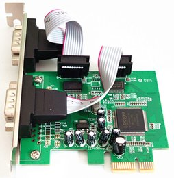 Wholesale PCI E Serial Card chipset MOSchip9922