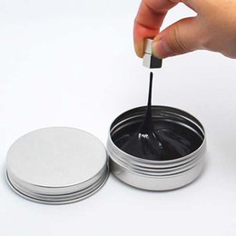 7 Colors Magnetic Rubber Mud Handgum Hand Gum Silly Putty Magnet Clay Magnetic Plasticine Ferrofluid New DIY Creative Toys