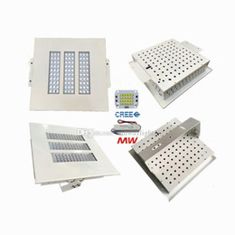 Gas station Led canopy lights lighting 50w 100w 150w 200w 250w led recessed lights suspending led lamps AC 85-265V CE UL