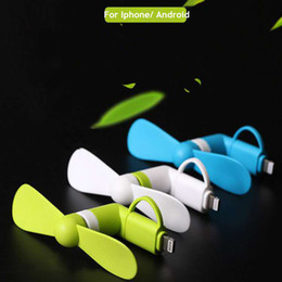 Portable Mini Micro USB Fan by Smartphone Cell Phone Power Mobile Phone Fan Cool Cooler For Android  iPhone Multi-Function Hand Fan