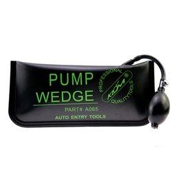 Recoge volvo en Línea-KLOM New Bigger Air Wedge (Negro) Big Size Pump Wedge cerrajería Herramientas Cerradura Set de la selección Abra la cerradura de la puerta del coche Herramientas de la entrada automática