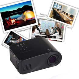 Wholesale Best Price X6 Home Cinema Theater Multimedia LED LCD Projector HD P PC AV TV VGA USB HDMI