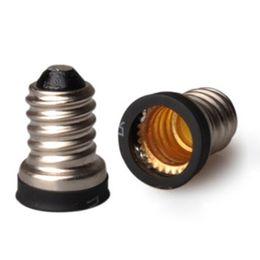 E14 TO E12 Converter Base Light Bulb Lamp Adapter Wholesale