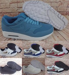 Wholesale Cheap Max Running Shoes Men Women Trainers Black Maxes s s Multicolor Anta Original Outdoor Suede Man Femme Sports Sneakers