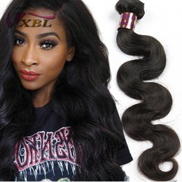 Body Wave cheveux tisse Brazilian Cheveux Virgin 6-30 pouces 3 Bundles One Set Livraison par Fedex 14 inches brazilian body wave deals à partir de 14 pouces brazilian vague de corps fournisseurs
