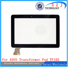 Wholesale New inch for ASUS Transformer Pad TF103 TF103CG Touch Screen Panel Digitizer Glass Replacement