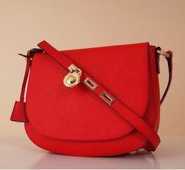 Famous Brand 2017 women's bags M designer handbag lock bag fashion Shoulder Messenger Bag women handbags lady backpack