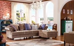 Wholesale Fiber Washable Sofa Livingroom Set Living Furniture Home Furniture House remoderling