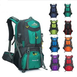 PT8 travel backpack hiking nylon waterproof big volume bags camping multifunctional backpack high quality