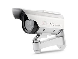 virtual 2200 Indoor and Outdoor Solar Energy Dummy Camera Fake Security Camera