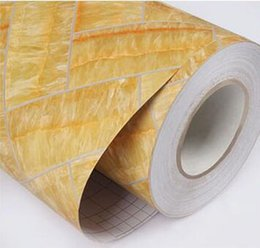 Wholesale New Marble Contact Paper Film Vinyl Self Adhesive Decor Wallpaper Sheets
