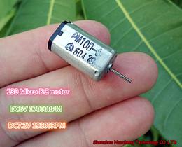 10pcs lot ! Brand new Japan N30 micor DC motor 6V 7.2V high speed 10*12*20mm precious-metal brush motor