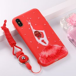 2017 Fashion 3D Goddness ornaments Phone Case For iPhone X Soft Case Matte color film Cover Hand For iPhone X Case