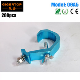 Wholesale TIPTOP A5 TIPTOP Product OSLIM PEARL mm Version of the Oslim Clamp Designed for Narrow Applications Blue Polish