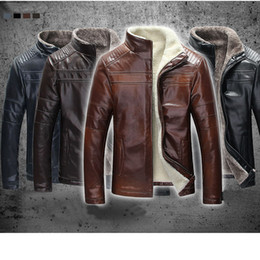 Cheap Genuine Leather Sheepskin Coat   Free Shipping Genuine