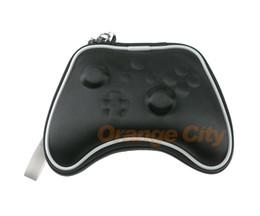 Xbox duro en Línea-A prueba de golpes de viaje de bolsillo de bolsillo de protección bolsa bolsa de paquete duro para XBOXONE xbox one Gamepad Controlador inalámbrico