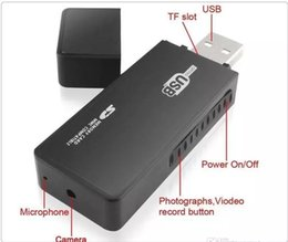 HD Mini DV U9 Spy USB Flash Drive U Disk HD Hidden Camera with Motion Detection 1280*960