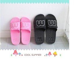 flip flops flats bathroom girls sandals couple eva antiskid