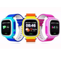 Promotion wifi g Q90 Enfants Smart Watch 1.22