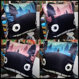 Anime Miyazaki Hayao Tonari no Totoro My Neighbor Totoro soft and comfortable Cushion pillow daily supplies present