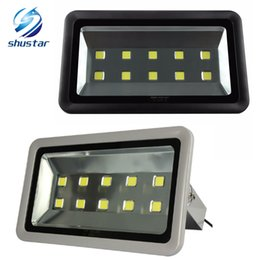 IP65 500W Led Floodlights High Power Outdoor flood light Led Gas Station Lighting Waterproof Led Canopy Lights AC 85-277V
