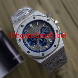 Factory Outlet Luxury Brand AAA Quality 26331ST Royal Luxury Men's Watch Automatic Machinery Stainless Steel 44mm Men's Watch # B2