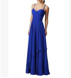 Promotion bleu peplum robe noire Robe De Soiree Longue Robes Noires Formal A Ligne Robe De Soirée En Mousseline