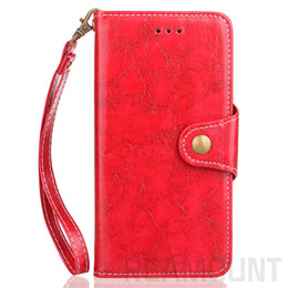 Wholesale New Fashion Flip Leather Cover for iPhone 6 Soft PU Leather and TPU Wallet Phone Case for iPhone 7 7 Plus