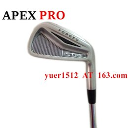 Wholesale Golf APEX PRO Forged Irons Set PA With Golf Graphite Shaft or Steel Shaft APEX PRO Clubs