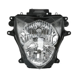 Motorcycle Front Headlight Head Light Lamp For Suzuki GSXR 600 GSX-R 750 2011 2012 2013 New