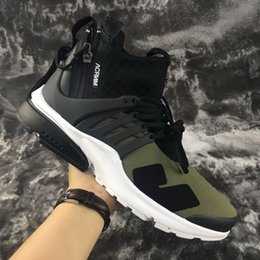 Wholesale discount CRONYM Lab Air Presto Mid footwear Foot Locker Boots Men s Basketball Shoes Sports Shoes Online Sale Running Training Sneakers Shoe