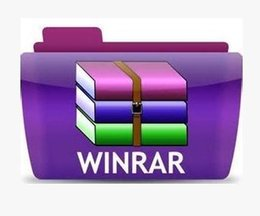 WinRAR 5.40 new genuine permanent decompression software 32 64 bit