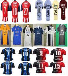 Wholesale 2016 Mexico club America Chivas Guadalajara Monterrey Atlas Santos Tigres UANL Xolos de Tijuana Leon soccer football jersey top quality