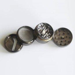 Broyeur fumoir broyeur de tabac broyeur de broyeur de métaux Fumeur broyeur Machine à poncer Rectifieuse bonne qualité 40mm 4parts. à partir de métal rodage fabricateur