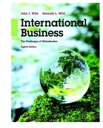 Wholesale In Stock International Business The Challenges of Globalization th Edition ISBN