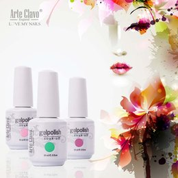 Wholesale Arte Clavo ml Arte Clavo Nail Art Paint UV Gel French Nails Gel Lacquer Colored Nail UV Gel Polish
