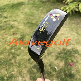 hot free ship golf clubs RH Limited release golf putter SC putter with headcover high quality