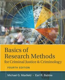 Wholesale Basics of Research Methods for Criminal Justice and Criminology th Edition
