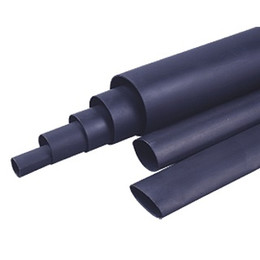 1m 1.5 2.5 3.5 4.5 5.0 7.0 9.0 11.0 12.0 14.0mm Heat Shrinkable Tube Shrink Tubing Black Sleeving Wire Wrap