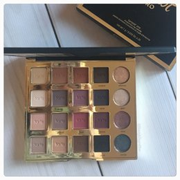 Wholesale HOT NEW arte Tarteist PRO Amazonian Clay Eyeshadow Palette color eyeshadow DHL GIFT